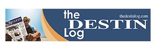 Destin Log Logo